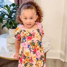 Mini Monet Dress - Floral