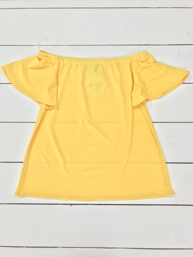 Sarah Blouse - Yellow