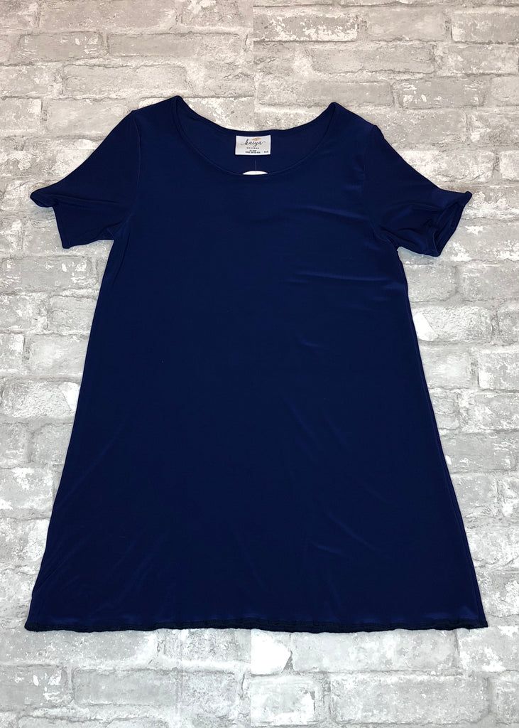Shirley Blouse - Royal Blue
