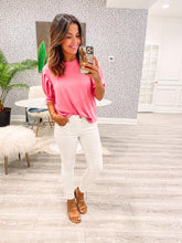 Tammy Blouse - Pink