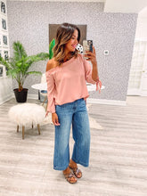Phoebe Blouse - Blush Pink