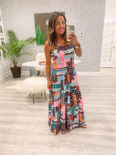 McKenna Dress (Loose) - Fun Floral