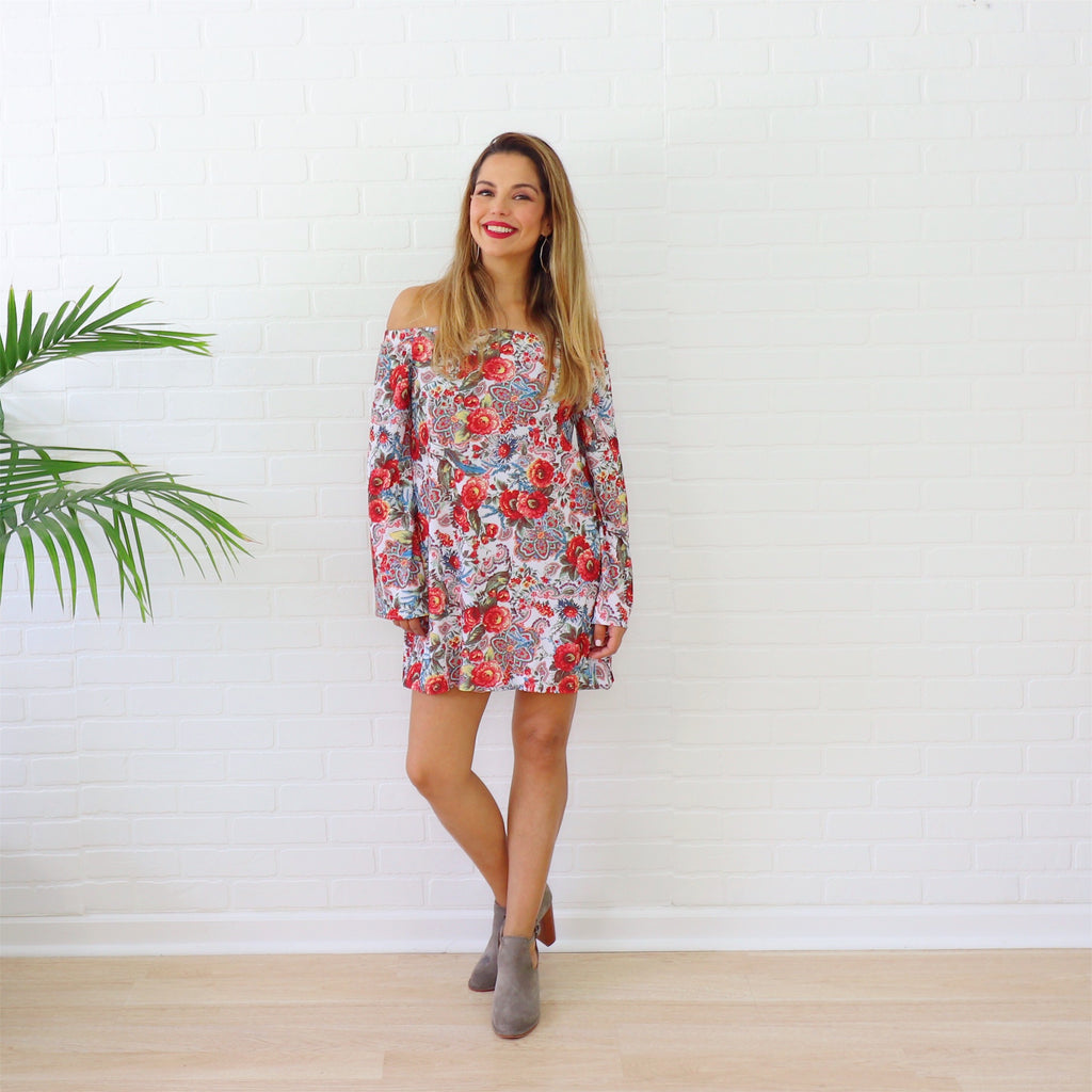 Country Floral - Dresses