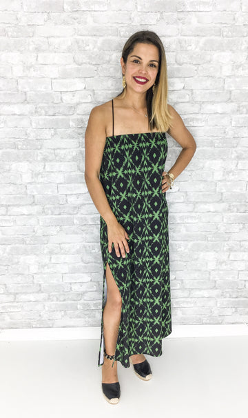 Carley Maxi Dress - Exclusive Puerto Rico