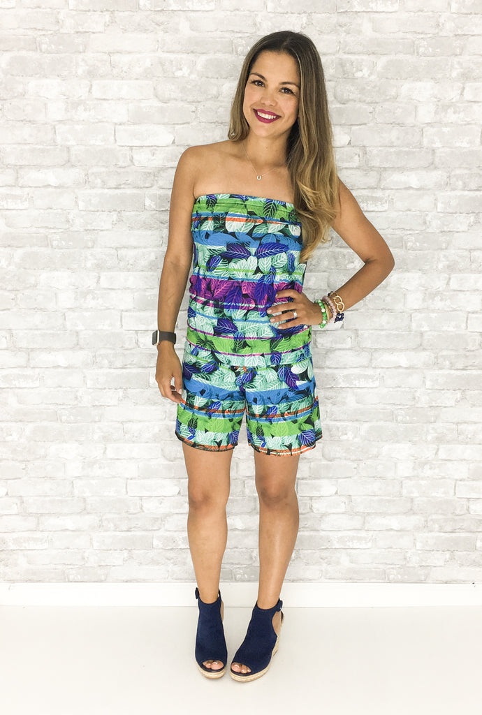 Intentional - Kathy Romper