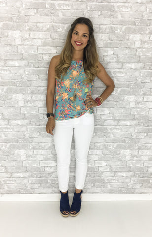 Tarpon Springs - Joy Blouse
