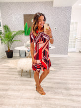 Rheya Dress - Stripes