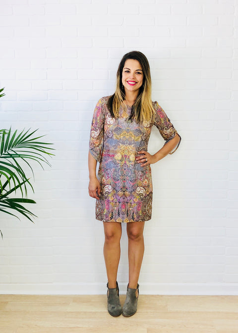 Chloe Dress - Lily