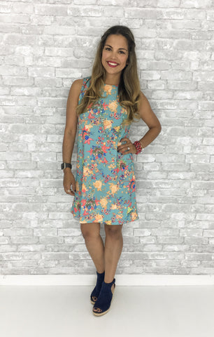 Tarpon Springs - Ivy Dress