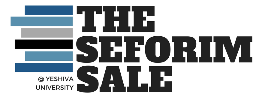 The Seforim Sale