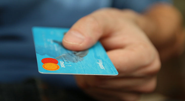 Debit cards are still the most widely used payment form