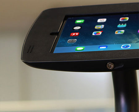 Tablet iPad Floor Stands