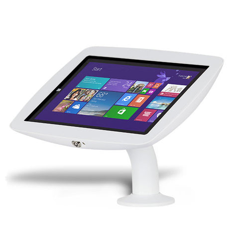 Rotate Only | Fusion Fixed Mount Tablet Kiosk Stand - BOSS-TAB Premium Tablet Enclosures & Kiosks - 1