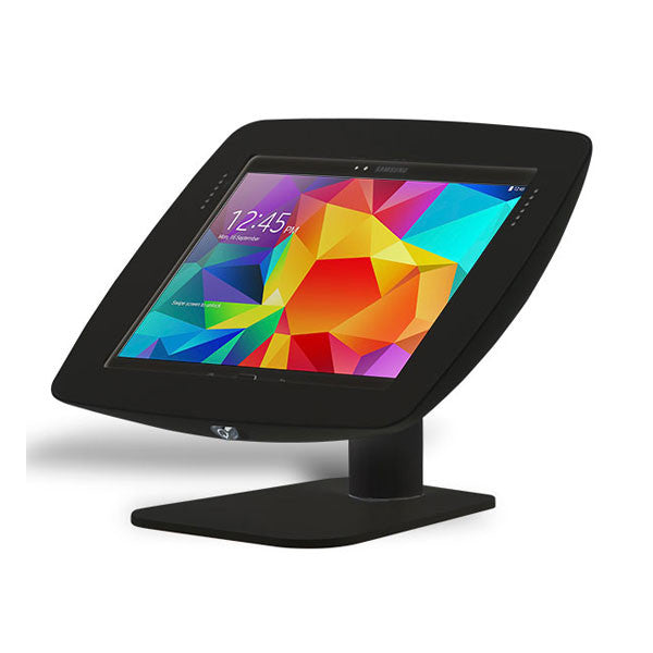 Rotate and Flip | Fusion Free Standing Tablet Kiosk Stand - BOSS-TAB Premium Tablet Enclosures & Kiosks - 3