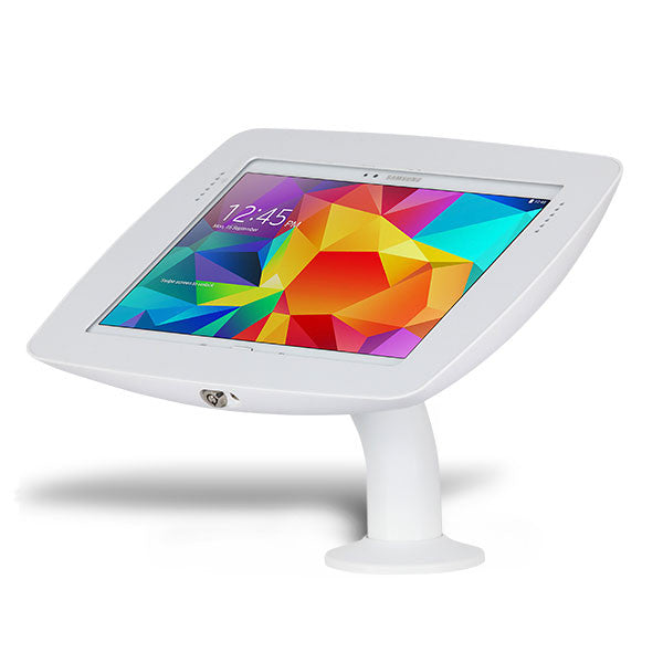 Rotate Only | Fusion Fixed Mount Tablet Kiosk Stand - BOSS-TAB Premium Tablet Enclosures & Kiosks - 3