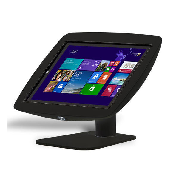 Rotate and Flip | Fusion Free Standing Tablet Kiosk Stand - BOSS-TAB Premium Tablet Enclosures & Kiosks - 5
