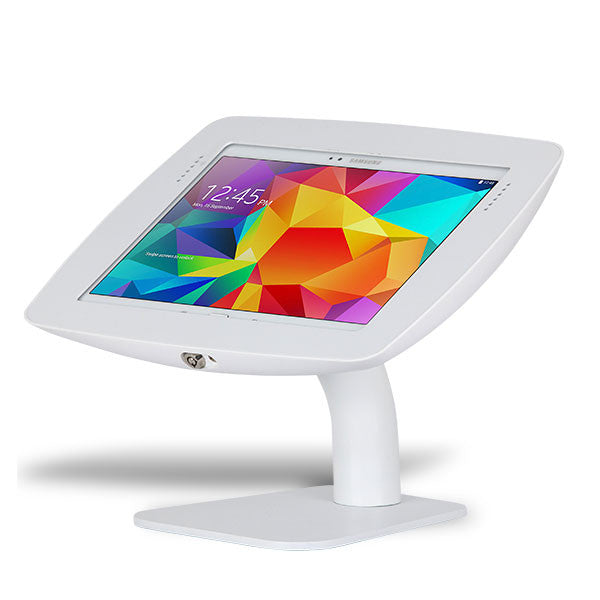 Rotate Only | Fusion Free Standing Tablet Kiosk Stand - BOSS-TAB Premium Tablet Enclosures & Kiosks - 5