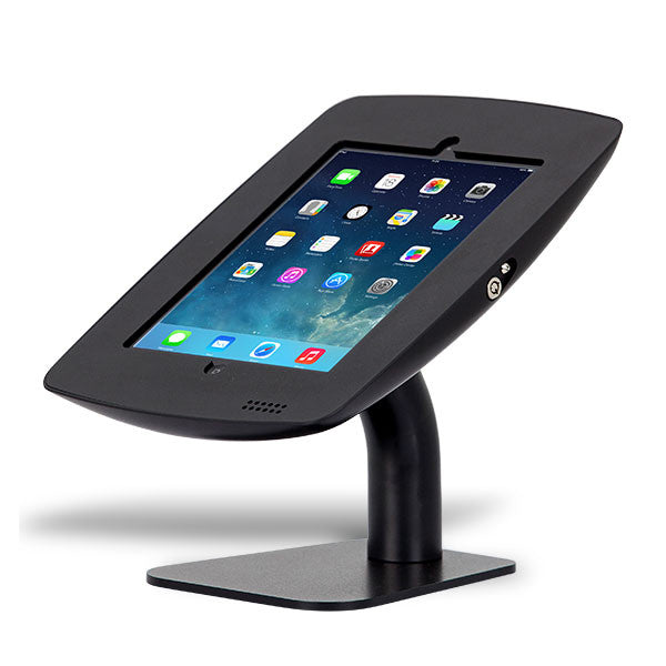 Rotate Only | Fusion Free Standing Tablet Kiosk Stand - BOSS-TAB Premium Tablet Enclosures & Kiosks - 4
