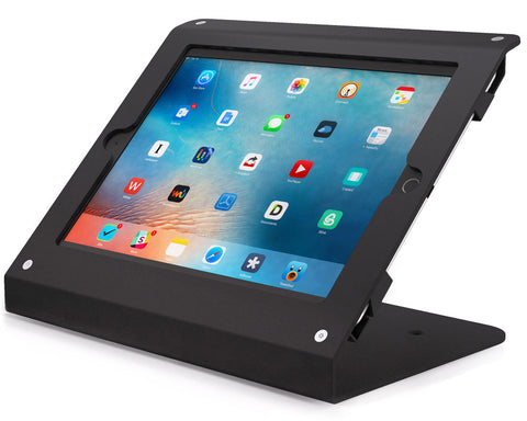 The Edge iPad POS Stand - BOSS-TAB Premium Tablet Enclosures & Kiosks - 1