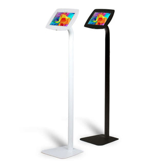 Rotate Only | Fusion Floor Standing Tablet Kiosk - BOSS-TAB Premium Tablet Enclosures & Kiosks - 1