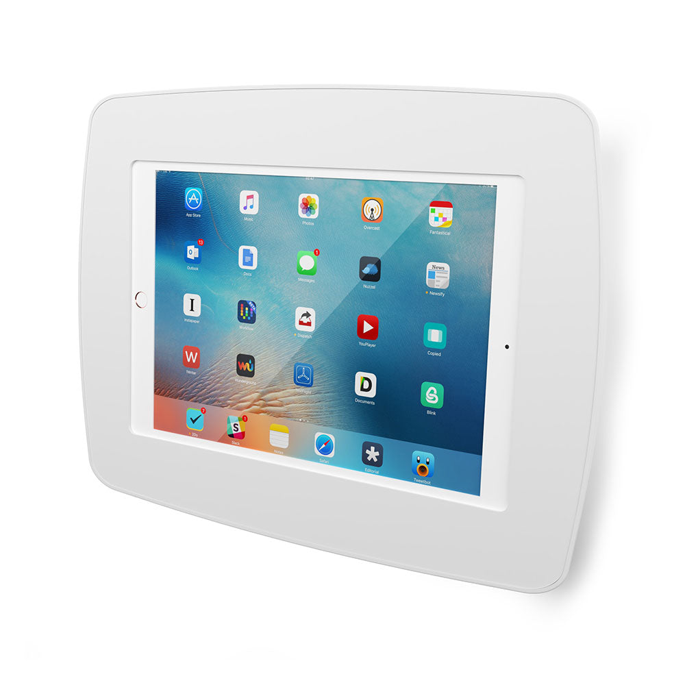 fixed fusion wall mount tablet kiosk - Tablet Wall Mount
