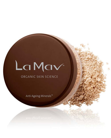 Anti-Ageing Mineral Foundation Light - Avani Organics