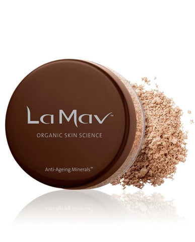 Anti-Ageing Mineral Foundation Light/Medium - Avani Organics