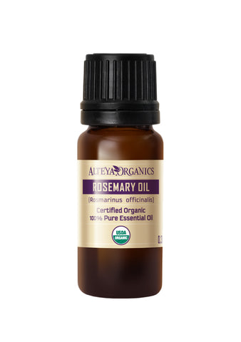 Rosemary Essential Oil, USDA certified - Avani Organics