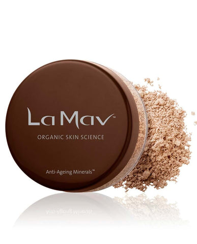 Anti-Ageing Mineral Foundation Medium - Avani Organics