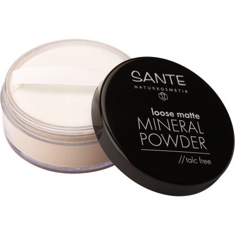 Sante Loose Mineral Powder, 02 Sand