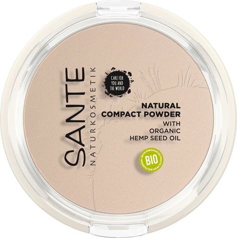 Compact Powder Natural 01 Cool Ivory