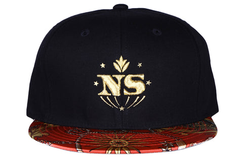 NS Snapback Nautical Brim