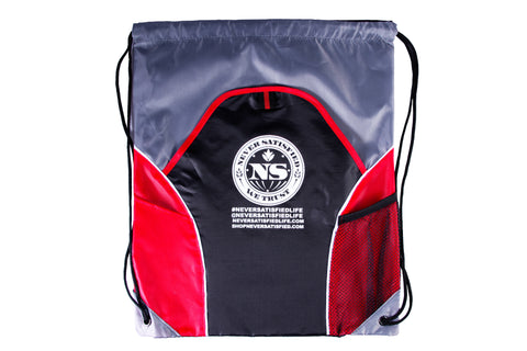 Never Satisfied Backpacks