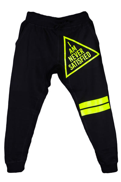 I Am Never Satisfied Jogger Sweatpants