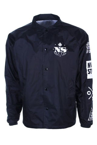 Never Settle For Less  Members Only Jacket