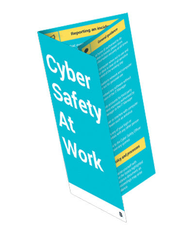 (Refill) 40x Cyber Guidance Booklets