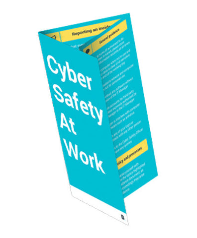 (Refill) 40x Cyber Awareness Booklets