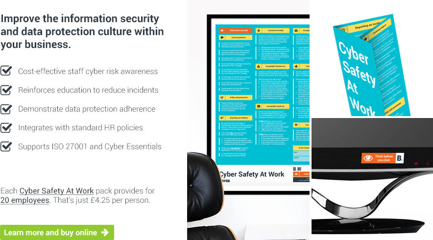 Staff Cyber Security Awareness Training solution