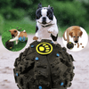 Fun Dog Toy - Ball Treat Holder
