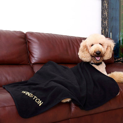 Gorgeous Pet Blankets - Personalized