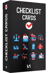 Smart Interface Design Patterns Checklists (Digital Version)