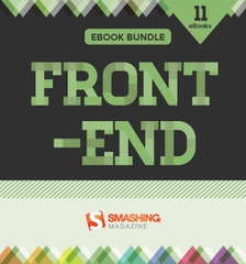 Front-end eBook Bundle (11 eBooks)
