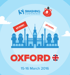 SmashingConf Oxford 2016
