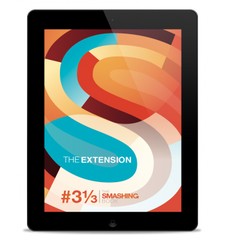 Smashing Book #3⅓ — The Extension (eBook)