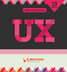 UX eBook Bundle (13 eBooks)