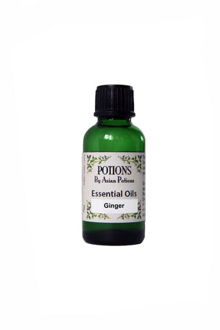 Pure Essential Oils- Ginger