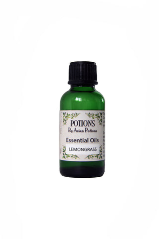 Pure Essential Oils- Lemongrass