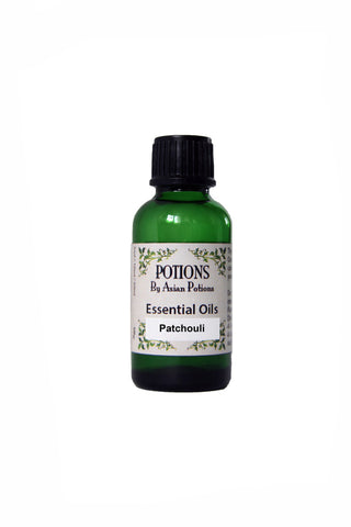 Pure Essential Oils - Patchouli