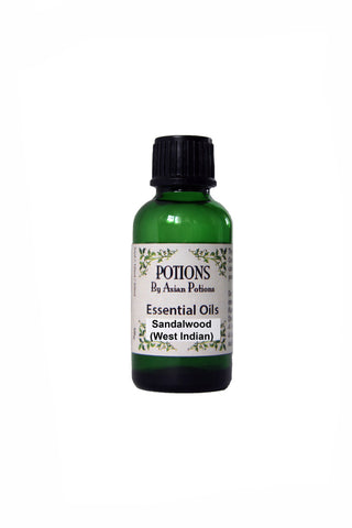 Pure Essential Oils - Sandalwood (West Indian)