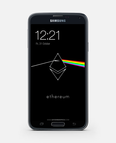 Ethereum Wallpaper Android